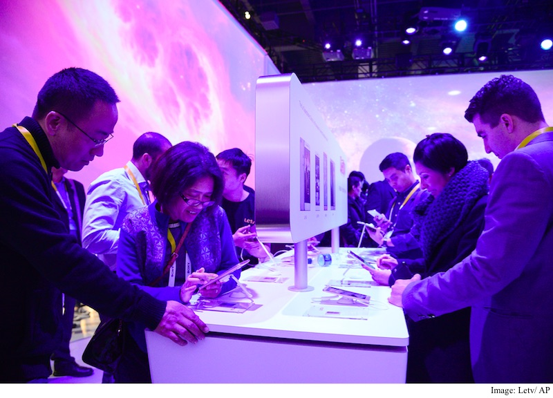 Letv Re-Branded to LeEco Ahead of Its Global Expansion