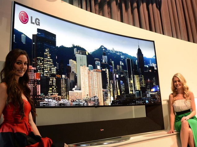 LG Display Posts Doubled Quarterly Profit on Stronger Won, UHD TV Sales