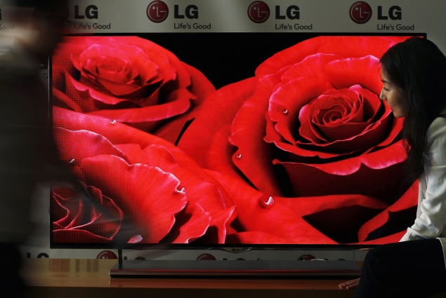 LG accuses Samsung of infringing OLED patents