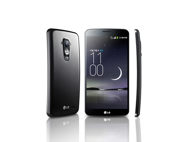 LG G Flex officially unveiled, with 6-inch 720p curved display