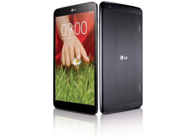 LG G PAD 8.3 tablet announced ahead of IFA debut ...