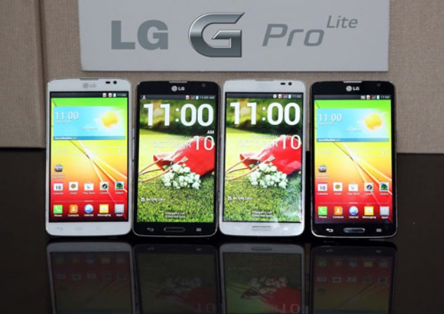 LG G Pro Lite with 5.5-inch display, dual-SIM available online for Rs. 18,300