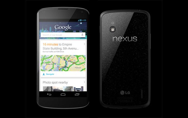 LG denies Nexus 4 supply issues as rumours of next Nexus device emerge