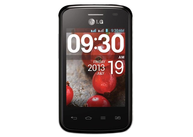 LG Optimus L1 II Dual budget Android smartphone available online at Rs. 6,499