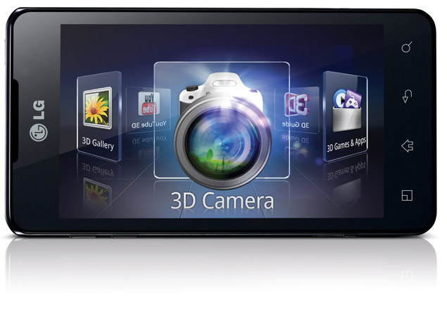 LG Optimus 3D Max and Optimus L7 now available online