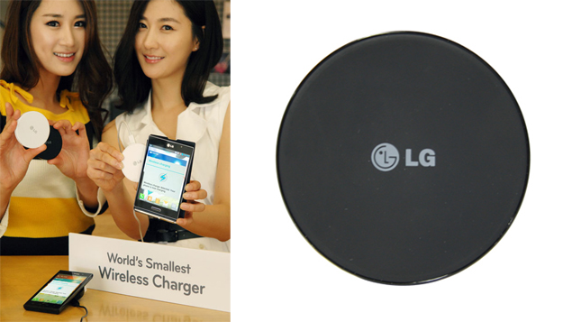 LG unveils WCP-300, the 'world's smallest wireless charger' at MWC
