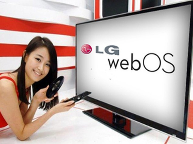 LG unveils webOS-based smart TVs at CES 2014