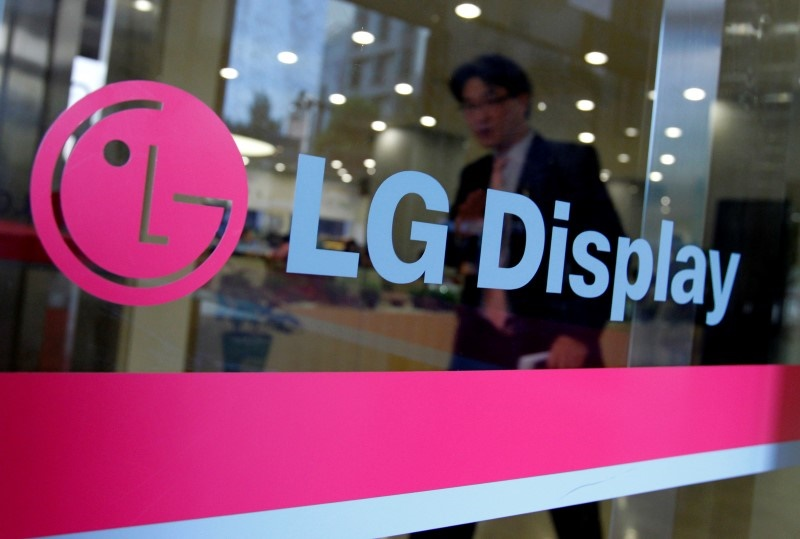 LG Display to Invest $1.75 Billion for Flexible Oled Screens