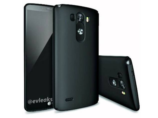 LG G3 Leaked in New Alleged Images Tipping Rear-Buttons ...
