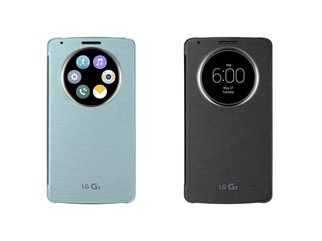 LG G3 QuickCircle Cases Announced Ahead of May 27 Launch