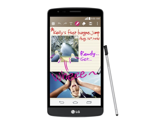 LG G3 Stylus With 5.5-inch qHD Display Launched Ahead of IFA 2014