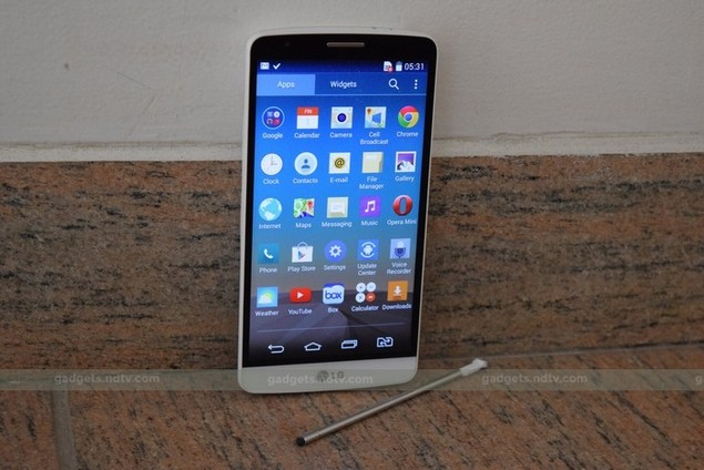 LG G3 Stylus Review: The Pen Isn't Mightier Than the