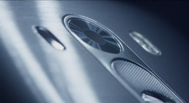 LG G3 Teaser Video Confirms Brushed Metal Finish, Rear Buttons, and More