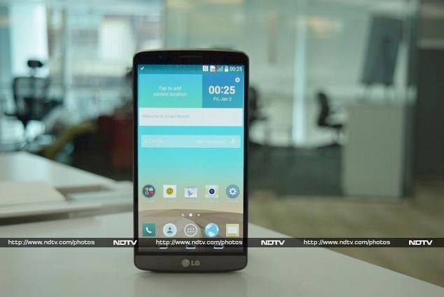 LG G3 Review: Taking Smartphones to a Whole New Level | NDTV