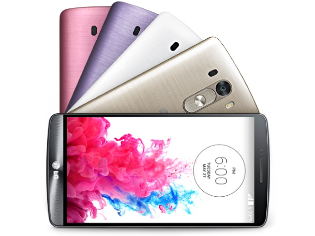 'No Plans' to Update LG G3 to Android 5.1 Lollipop