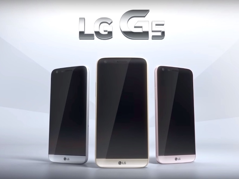 LG G5 Top 5 Features: Modules, Dual Rear Cameras, and More