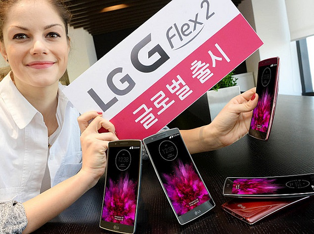 LG G Flex2 Curved Smartphone Starts Rolling Out Globally