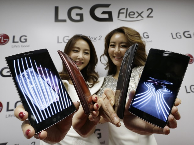 LG G Flex2 Curved Phone to Launch on January 30; Official Price Revealed