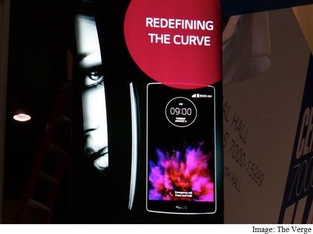 LG G Flex 2 Launch Teased in Posters at CES 2015: Report