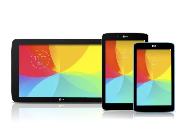 LG G Pad Tablets to Start Receiving Android 5.0 Lollipop Update This Month