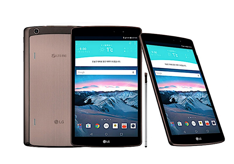 LG G Pad II 8.3 LTE With Snapdragon 615, 8-Megapixel Camera Launched