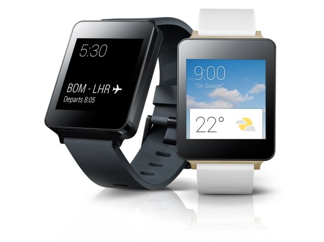 LG G Watch and Samsung Gear Live Now Listed on Google Play India