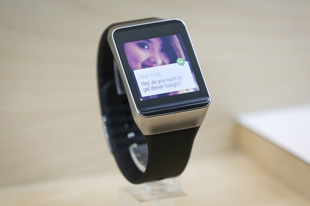 Android Wear-Based LG G Watch Goes on Sale Worldwide