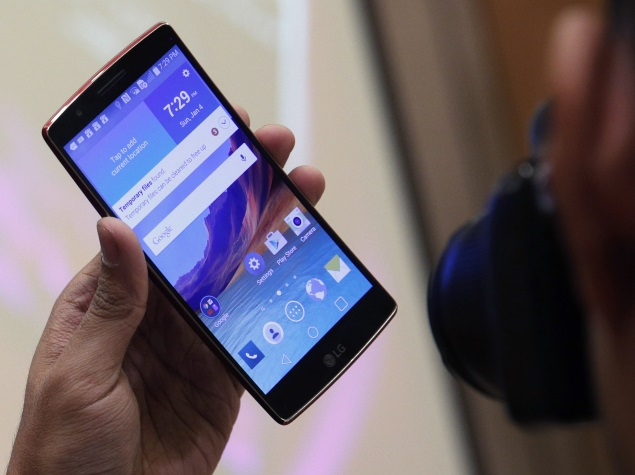 LG India Says Expects to Double Its Mobile Phone Market Share This Year