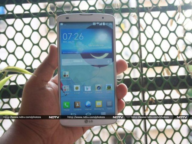 LG G Pro 2 Review: Still Playing Second Fiddle