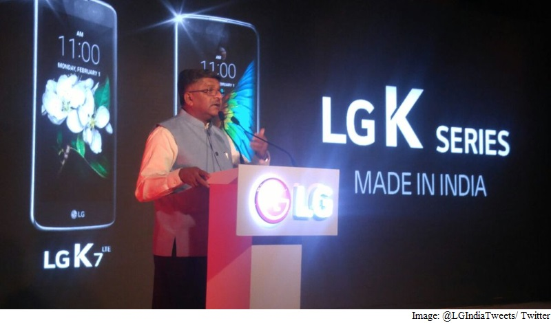 LG Starts Smartphone Manufacturing in India