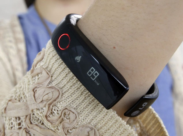 LG Lifeband Touch: First Impressions