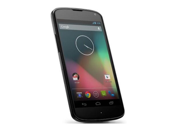 Nexus 4 gets a $100 price cut, now starts at $199