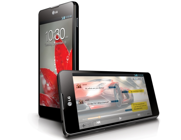 LG Announces Android 4.4 KitKat Update for Optimus G and Optimus G Pro