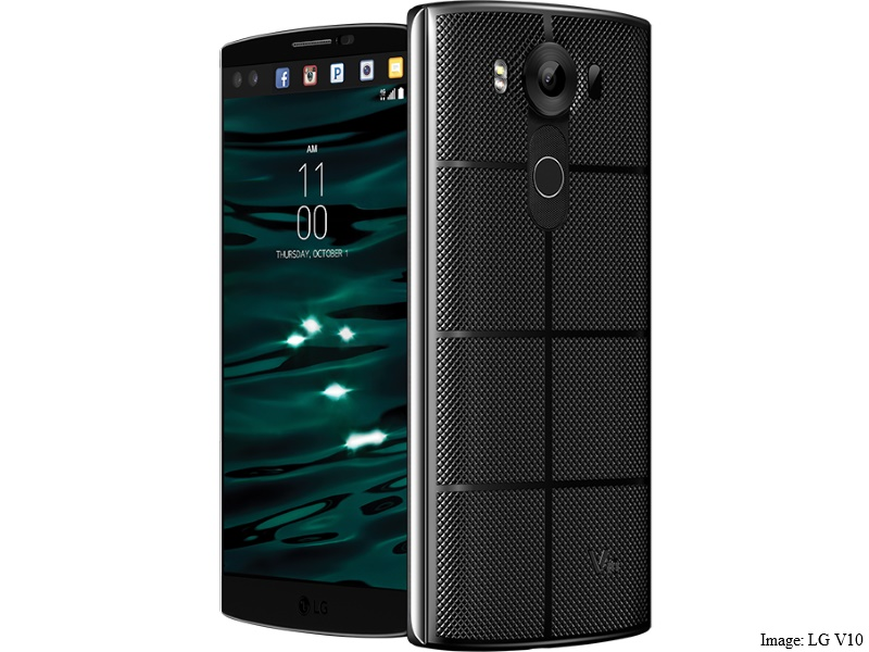 LG V20 With Android 7.0 Nougat Set to Launch on September 6