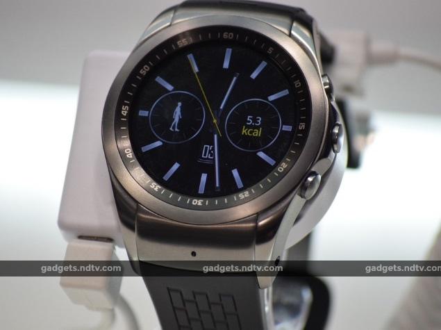 LG Urbane Smartwatch First Impressions