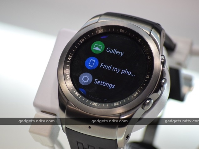 LG Watch Urbane LTE First Impressions: A New Kind of ...