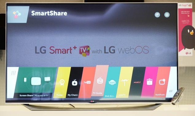 Smart share lg for pc