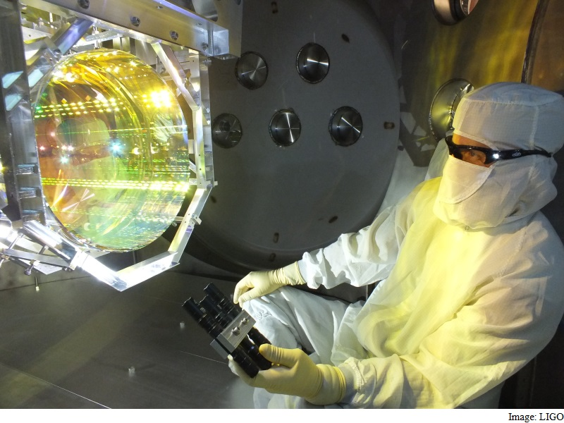 'India to Become Central to LIGO Gravitational Waves Project'