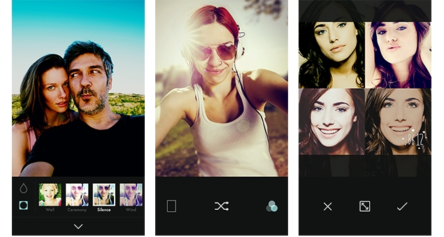 Line Launches 'B612' Selfie Camera App for iOS | Technology News