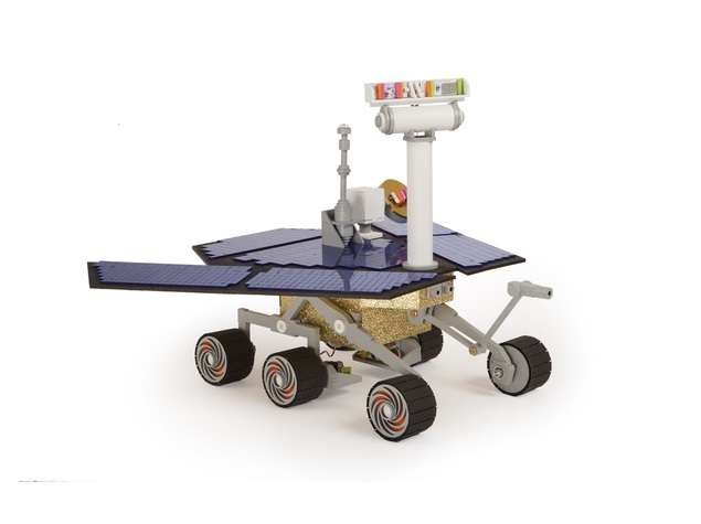 How to build your own Nasa-approved Mars Rover