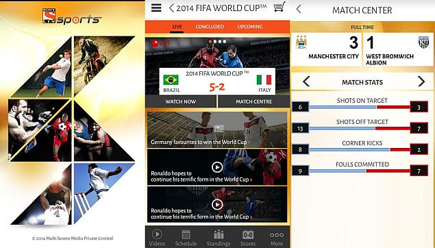 How to Watch Fifa World Cup 2014 Live on Your PC, Smartphone or Tablet