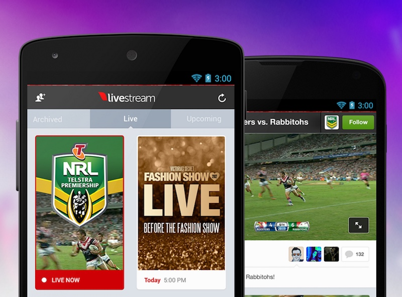 Livestream Says It May Have Been Hacked, Tells Users to Change Passwords