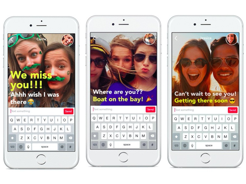 Yahoo Livetext - Video Messenger App Now Available in India