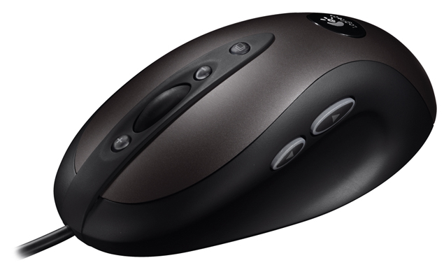 Logitech unveils Optical Gaming Mouse G400 for Rs. 2,095
