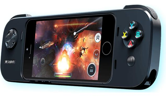 Logitech PowerShell Controller for iPhone and iPod launched at Rs. 8,995