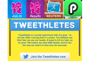 London 2012: If only Shakespeare could have tweeted