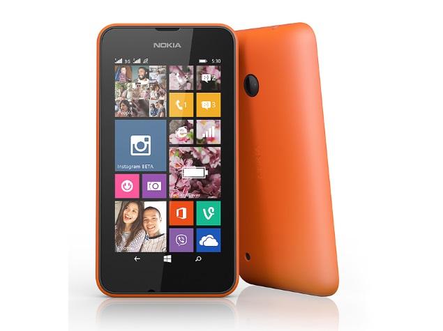 Windows phone lumia dual sim