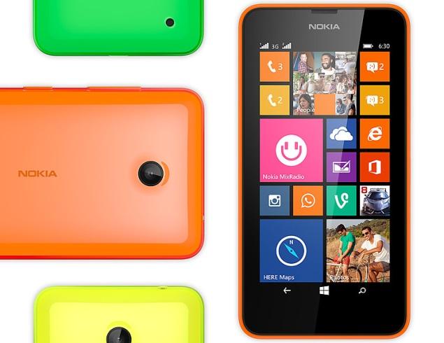 Lumia 630 and Lumia 630 Dual SIM Launched in India