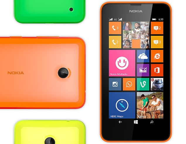 Lumia 630 and Lumia 630 Dual SIM Launched in India
