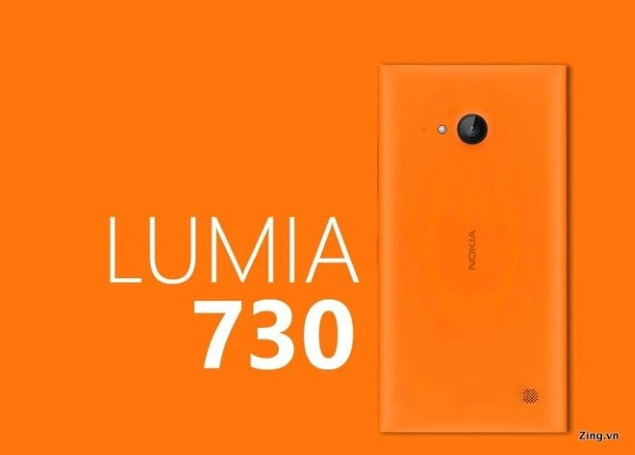 Microsoft Lumia 730 Design, Pricing, and Specs Tipped in New Leak